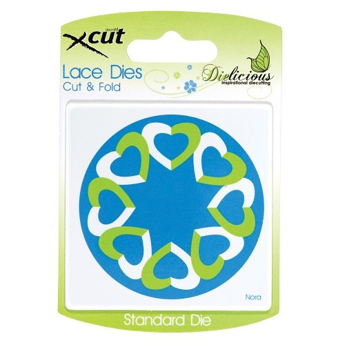 Docrafts - Xcut - Lace Die - Nora
