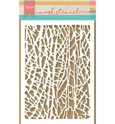 Marianne Design - Maskingstencil - Tiny`s bark - PS8003