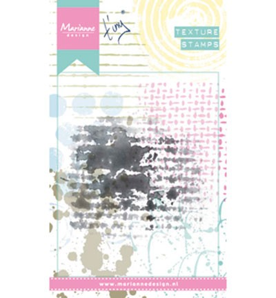 Marianne Design - Tiny`s - Cling stamps - Tiny`s imprint - MM1616