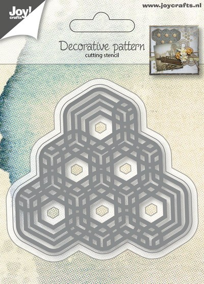 Joy! crafts - Die - Decorative Pattern - 6002/0955