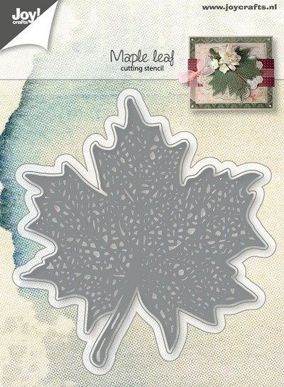 Joy! crafts - Die - Maple Leaf - 6002/0957