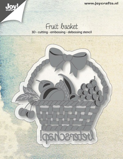 Joy! crafts - Die - Fruit Basket - 6002/0980