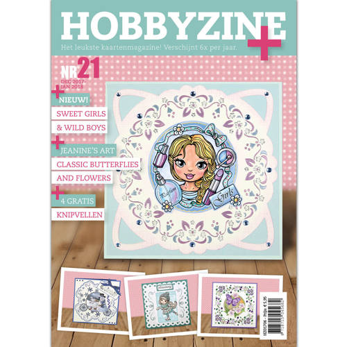 Hobbyzine - Plus - Nr. 21 - HZ01706