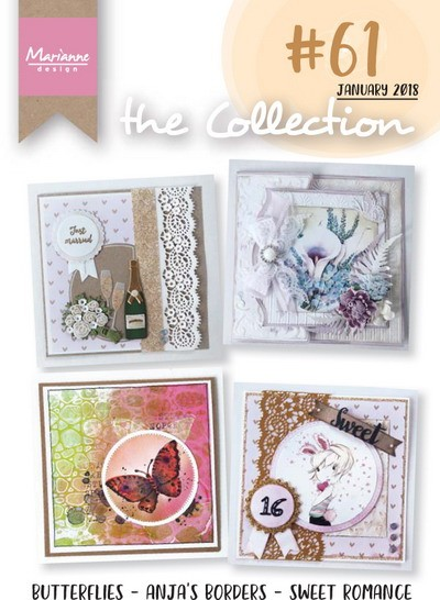 Marianne Design - The Collection - No. 61 - CAT1361