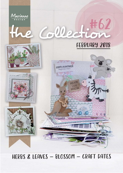Marianne Design - The Collection - No. 62 - CAT1362