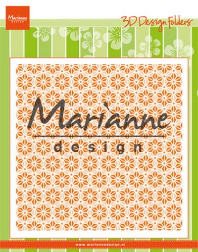 Marianne Design - Design Folder - Japanese star - DF3445