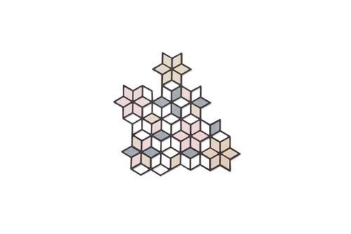 Sizzix - Die - Thinlits - Diamond Cluster - 661741