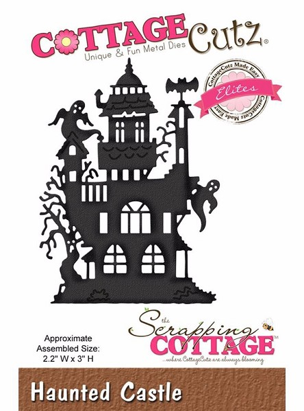 Cottage Cutz - Die - Haunted Castle - CCE-450