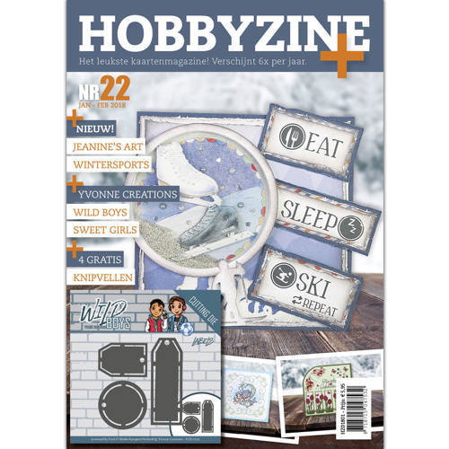 Hobbyzine - Plus - Nr. 22 - HZ01801
