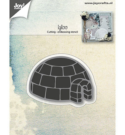 Joy! crafts - Die - Igloo - 6002/0688