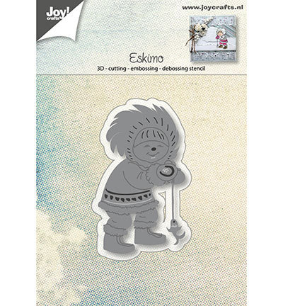 Joy! crafts - Die -Eskimo - 6002/0982