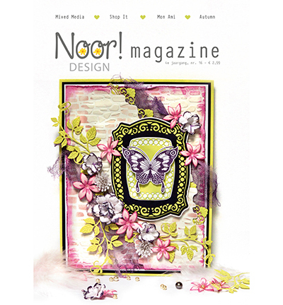 Joy! crafts - Hobbyboek - NOOR Magazine - editie november  - 9000/0115