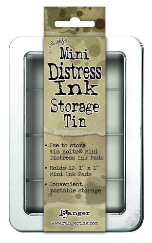 Ranger - Tim Holtz - Storage Tin - TDA42013