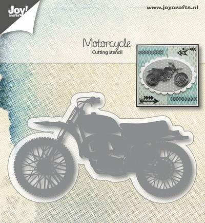 Joy! crafts - Die - Motorcycle - 6002/0998
