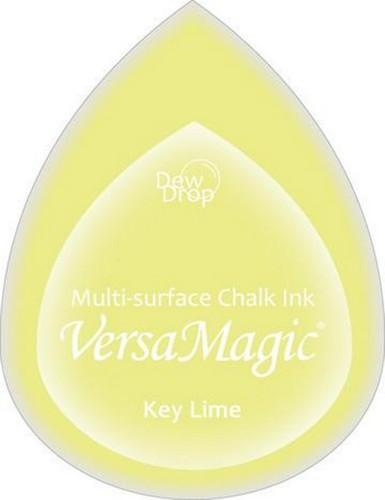 Tsukineko - VersaMagic - Dew Drop - Stempelkussen: Key Lime - GD-39