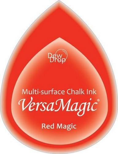Tsukineko - VersaMagic - Dew Drop - Stempelkussen: Red Magic - GD-12