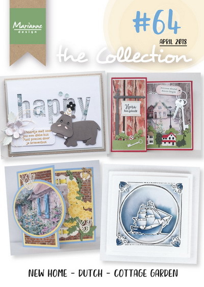 Marianne Design - The Collection - No. 64 - CAT1364