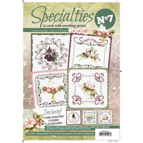 Card Deco - Hobbyboeken - Specialties - No. 07 - SPEC10007