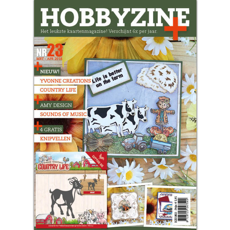 Hobbyzine - Plus - Nr. 23 - HZ01802