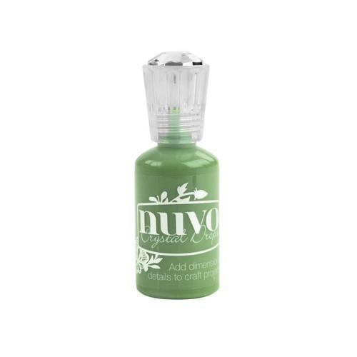 Tonic Studios - Nuvo - Crystal drops - Gloss: Olive Branch - 688N