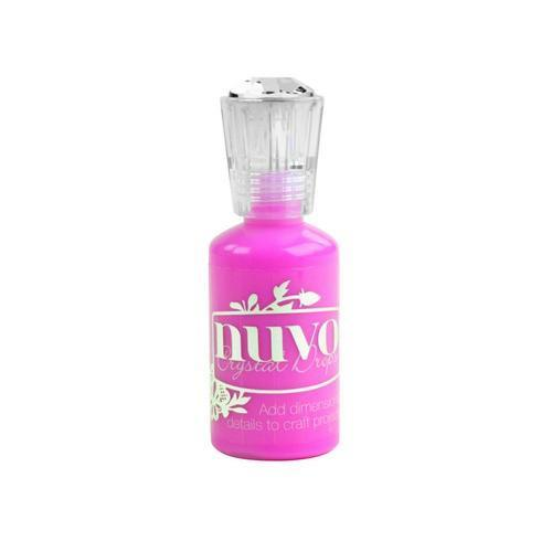 Tonic Studios - Nuvo - Crystal drops - Gloss: Party Pink - 690N