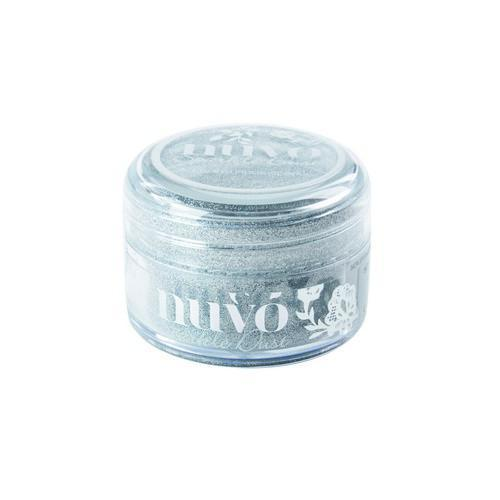 Nuvo - Sparkle Dust - Silver Sequin - 547N