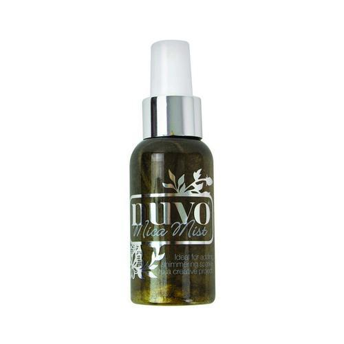 Nuvo - Mica Mist - Antique Gold - 571N