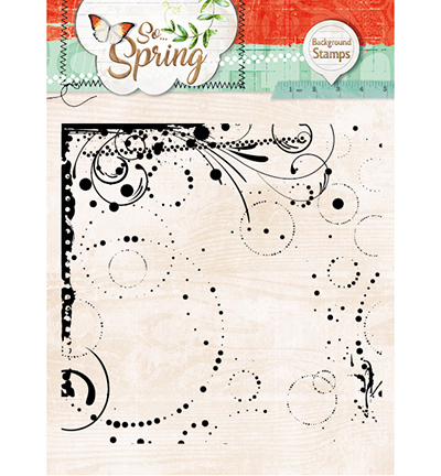 Studio Light - Clearstamp - So Spring - STAMPSS286