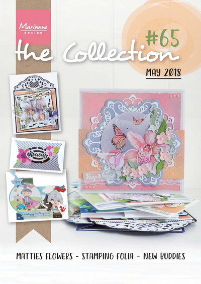 Marianne Design - The Collection - No. 65 - CAT1365