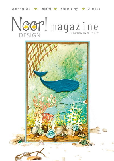 Joy! crafts - NOOR Magazine - editie april 2018  - 9000/0117