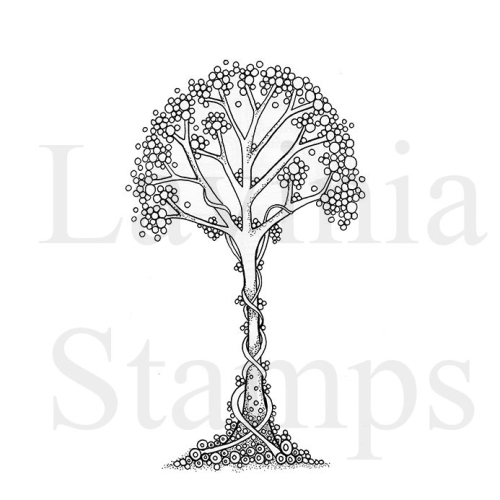 Lavinia Stamps - Clearstamp - Zen Tree - LAV327