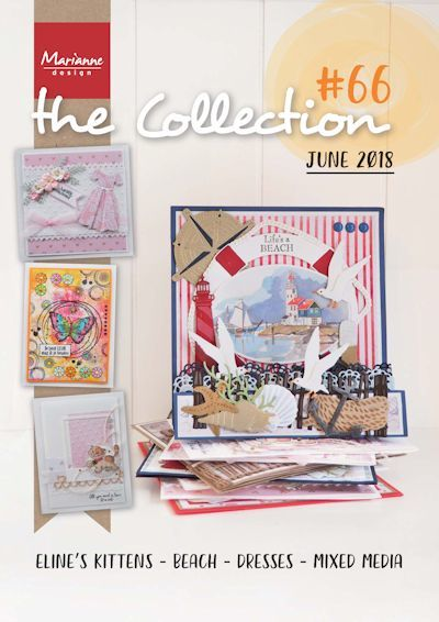 Marianne Design - The Collection - No. 66 - CAT1366