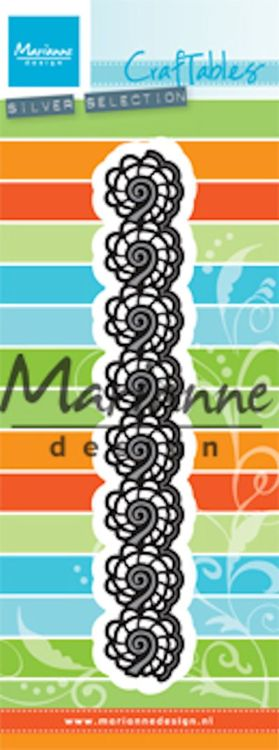 Marianne Design - Die - Craftables - Wave - CR1442