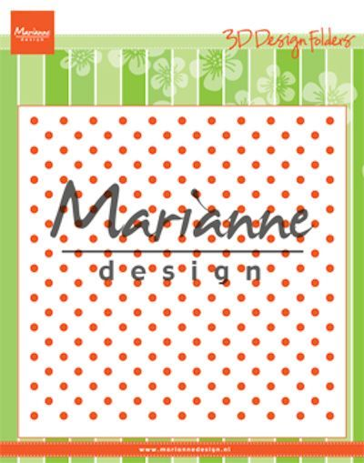 Marianne Design - Design Folder - Polka Dots - DF3447