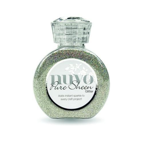 Nuvo - Pure Sheen Glitter: Mirrorball - 719N