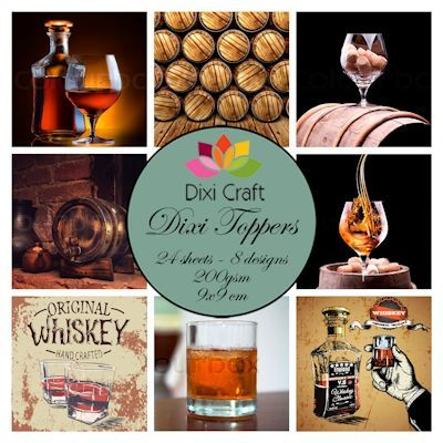 Dixi Craft - Paperpack - Whiskey - ET0329