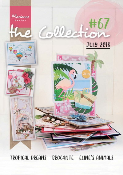 Marianne Design - The Collection - No. 67 - CAT1367
