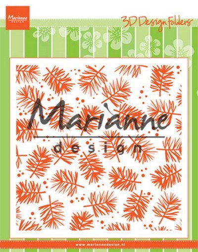 Marianne Design - Design Folder - Pine - DF3450