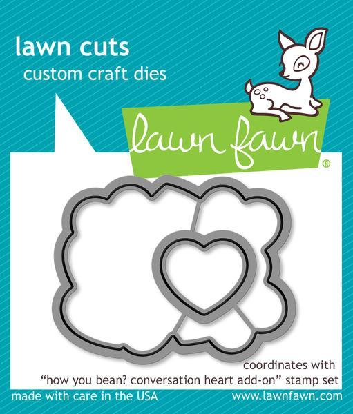 Lawn Fawn - Die - How you been ? - LF1554