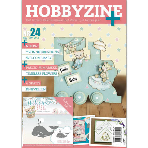 Hobbyzine - Plus No. 24 - HZ01803