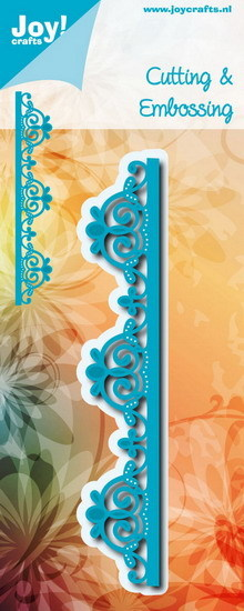 Joy! crafts - Noor! Design - Die - Border - Sophia - 6002/1113