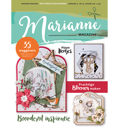 Marianne Design - Marianne Doe - Magazine No. 39 - DOE39