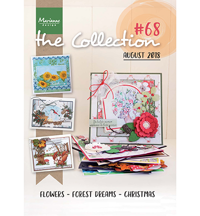 Marianne Design - The Collection - No. 68 - CAT1368