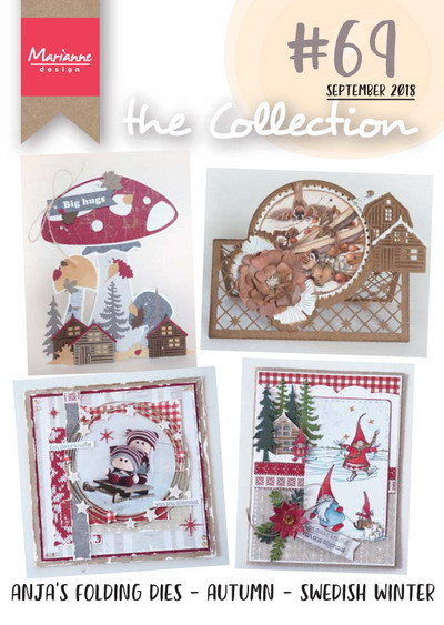Marianne Design - The Collection - No. 69 - CAT1369
