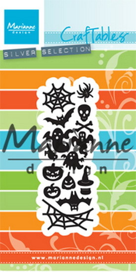 Marianne Design - Die - Craftables - Punch die: Halloween - CR1450
