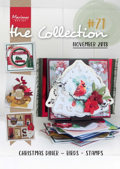 Marianne Design - The Collection - No. 71 - CAT1371