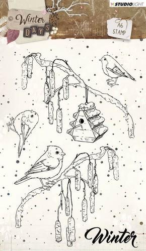 Studio Light - Clearstamp - Winter Days - STAMPWD310