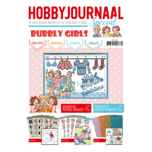 Yvonne Creations - Bubbly Girls - Special - HJBS10001