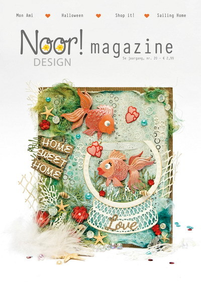 Joy! crafts - NOOR Magazine - editie oktober  - 9000/0119