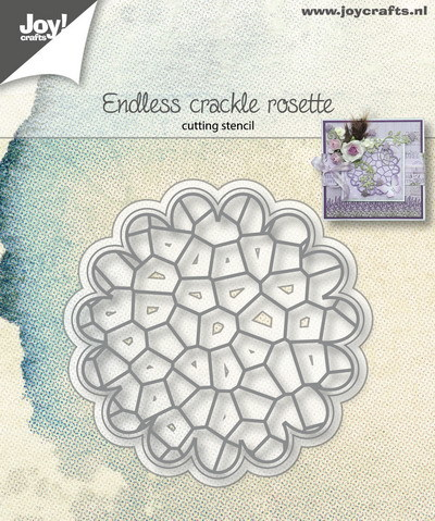 Joy! crafts - Die - Endless crackle rosette - 6002/1154